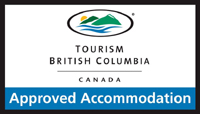 British Columbia Tourism Approved Accommodation